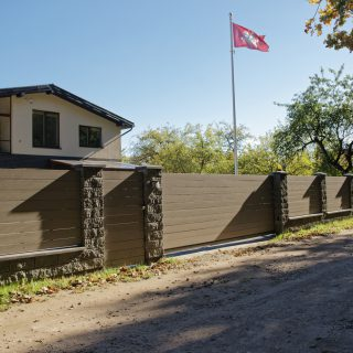 Fence segments
