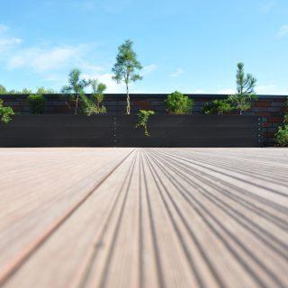 Terrace in Buivydiškės